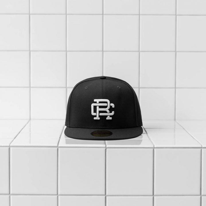 f6b2307568e REIGNING CHAMP X NEW ERA MONOGRAM CAP